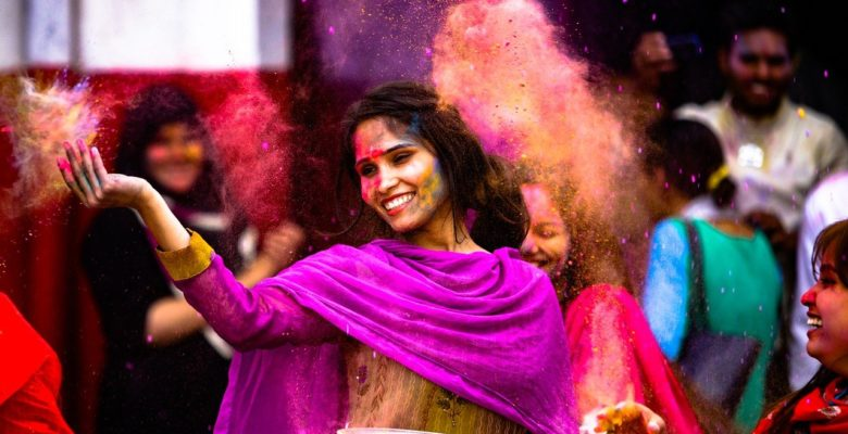 How to Throw an Amazingly Fun Holi Party?