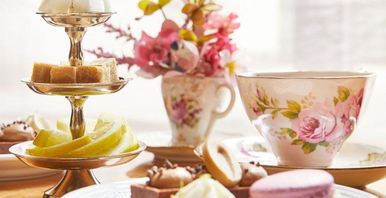 organize tea party